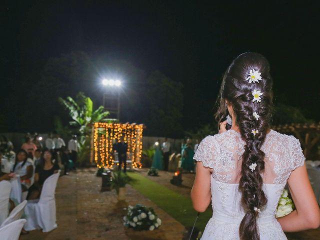 O casamento de Cícero e Ana Katarina em Oeiras, Piauí 7