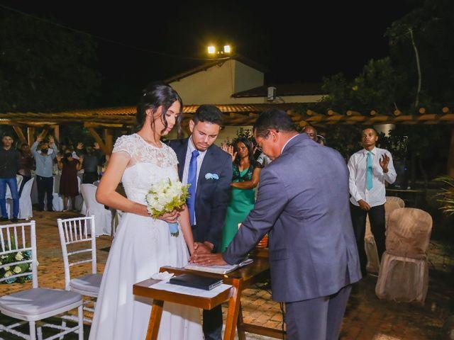 O casamento de Cícero e Ana Katarina em Oeiras, Piauí 8