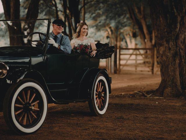 O casamento de Samantha e Juliano