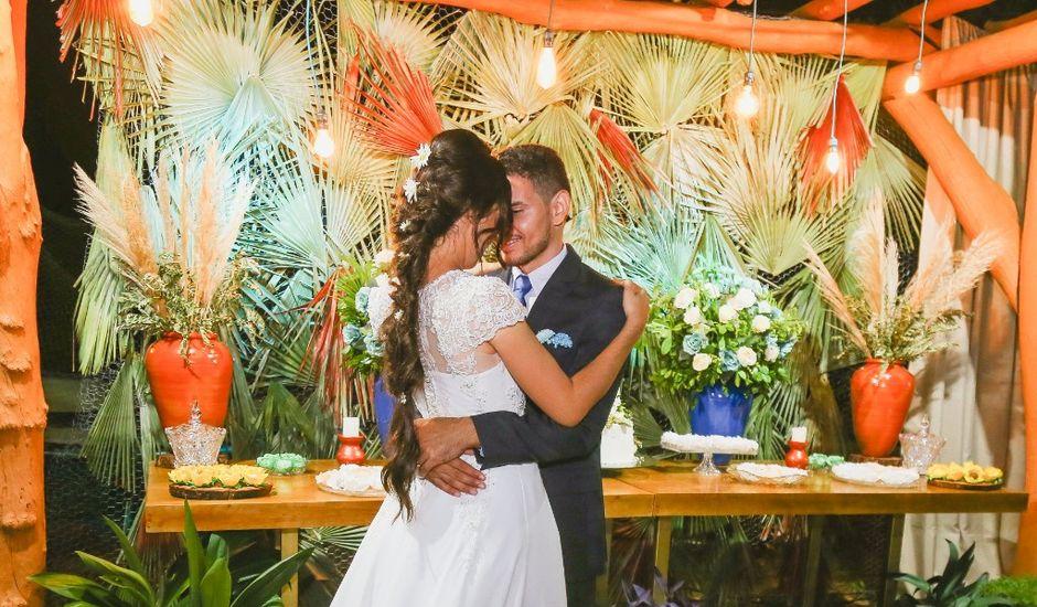 O casamento de Cícero e Ana Katarina em Oeiras, Piauí