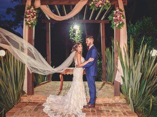 O casamento de Karem e Aldinei