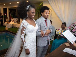 O casamento de Laiz e Mayombe  3