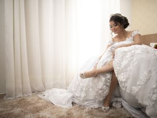 O casamento de Letícia e Alan 3