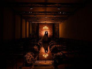 O casamento de Letícia e Alan