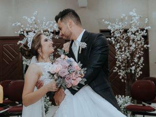 O casamento de Gustavo e Bruna