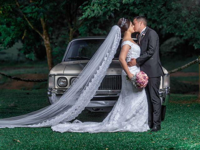 O casamento de Ana Carolina e Jean