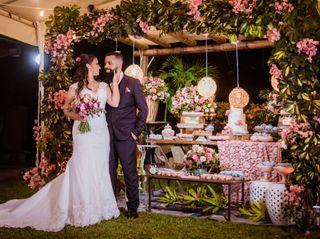 O casamento de Débora e Renan