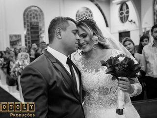 O casamento de Adriana e Roger 1
