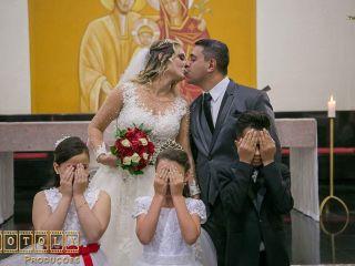 O casamento de Adriana e Roger 2