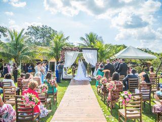 O casamento de Graziele e Mauricio 2