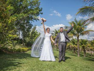 O casamento de Graziele e Mauricio 3