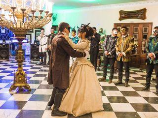 O casamento de Alicia e Lucas