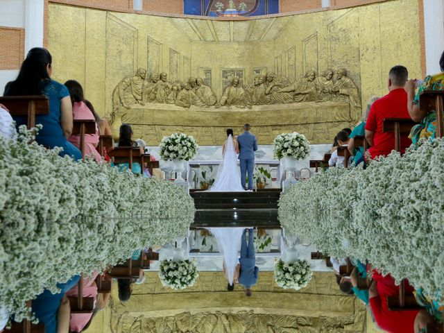 O casamento de Natália e Thiago