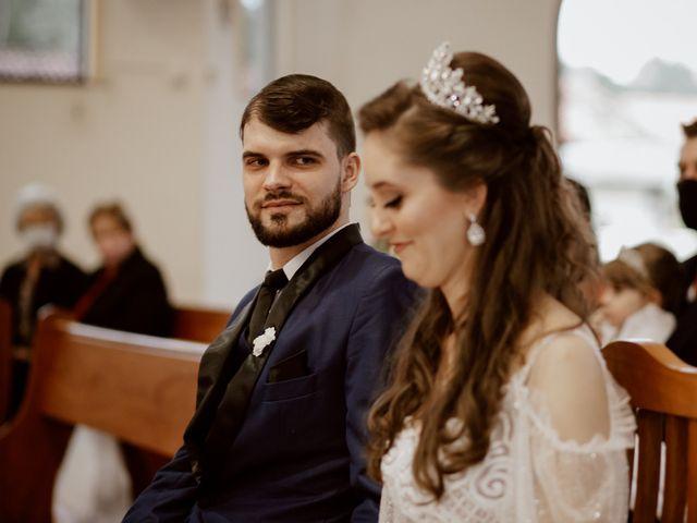 O casamento de Eduardo e Andréia em Blumenau, Santa Catarina 14