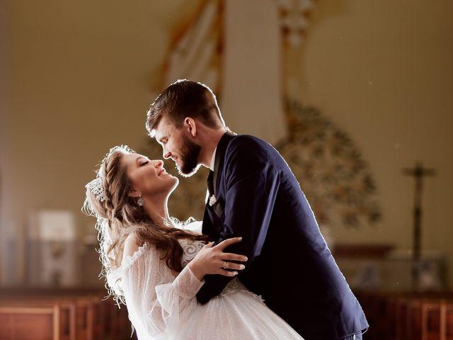 O casamento de Eduardo e Andréia em Blumenau, Santa Catarina 1