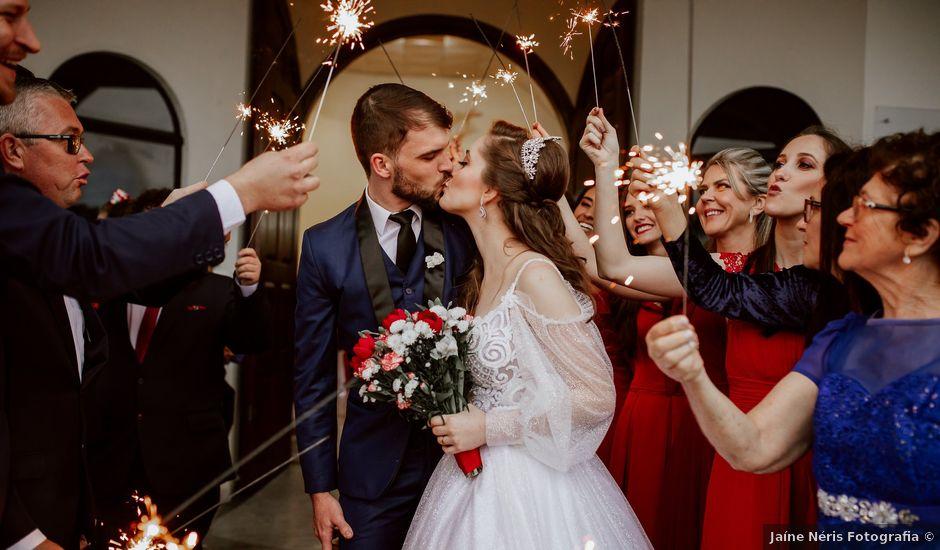O casamento de Eduardo e Andréia em Blumenau, Santa Catarina