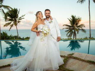 O casamento de Mayara e Tiago