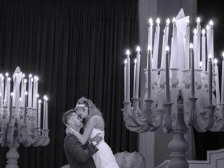 O casamento de Luana e Jardel