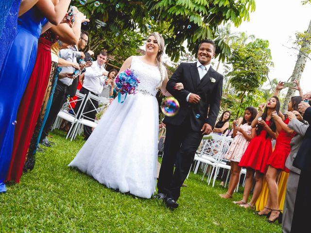 O casamento de Nathália e Gilvan