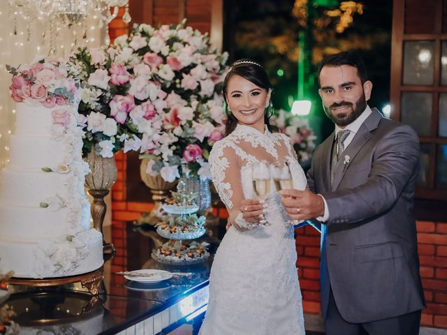 O casamento de Natália e Rafael