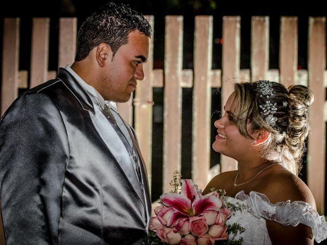O casamento de Talita e Emerson