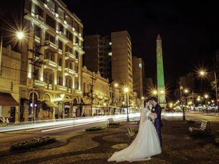 O casamento de Luciana e Thiago