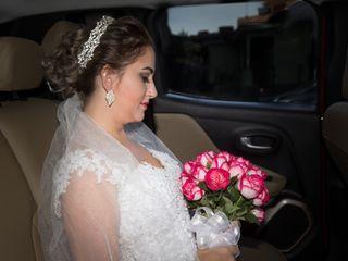 O casamento de Thaianny e Victor 3