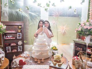 O casamento de Luiza e Andressa