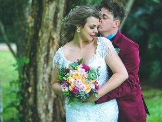 O casamento de Rafaela e Tiago