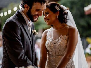 O casamento de Maria Eduarda e Eduardo