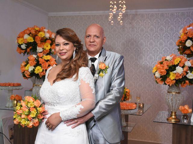O casamento de Célio e Cristiane