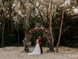 O casamento de Pamela e Igor
