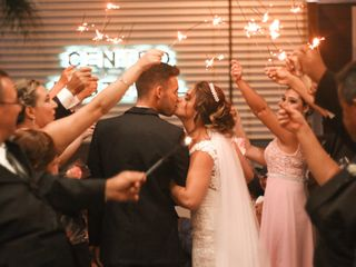 O casamento de Josi e Camilo