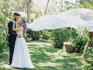 O casamento de Sibelly e Vinícius