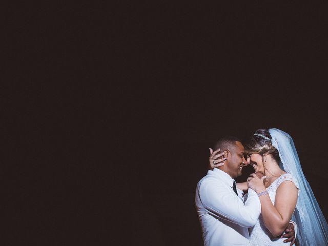 O casamento de Danielle e Valmir