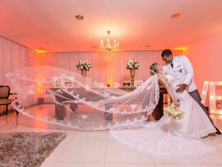 O casamento de Erika e Diogo