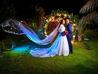 O casamento de Elisye e Michael