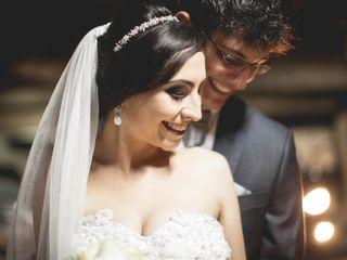 O casamento de Isabelle e Jeferson