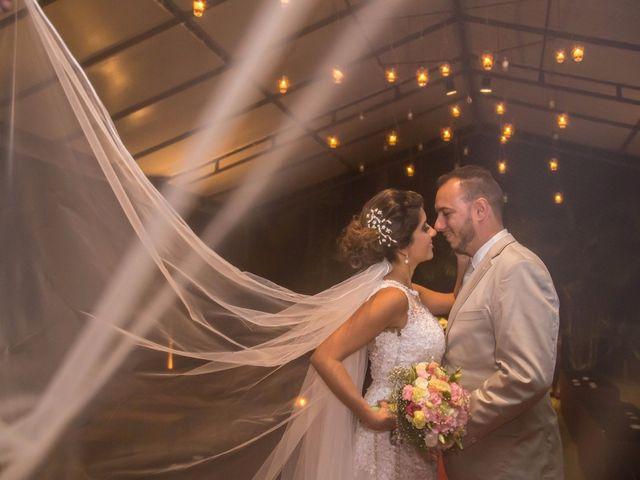 O casamento de Aliine e Agostinho