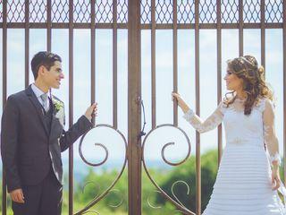 O casamento de Daianne e Jader