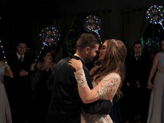 O casamento de Stefany e Leandro