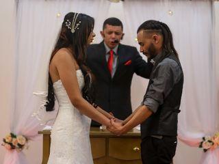 O casamento de Ronny e Allana