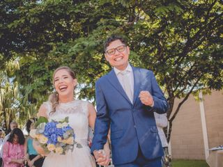 O casamento de Brisa e Daniel