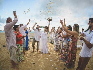 O casamento de Ionara e Raphael