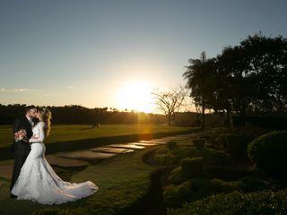 O casamento de Dayane e Fernando