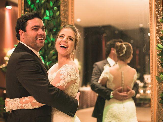 O casamento de Helen e Carlos