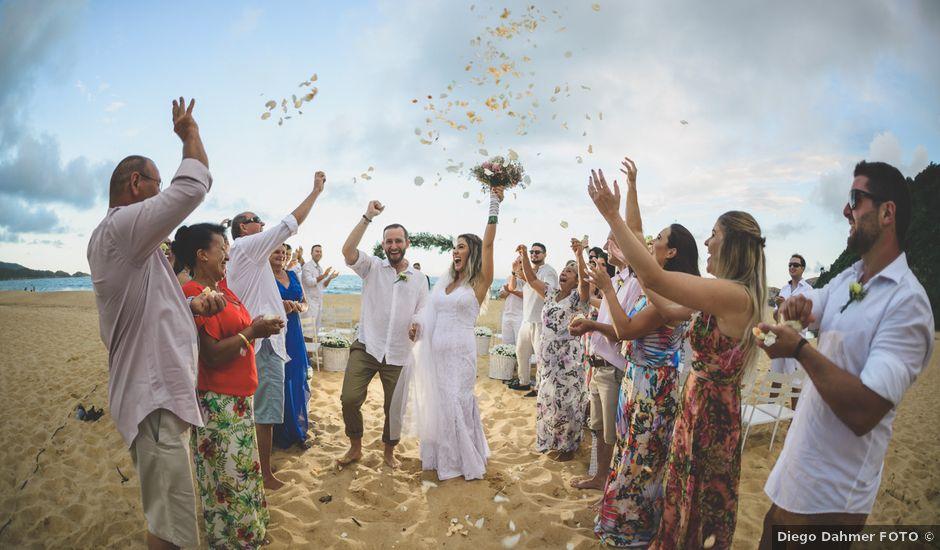 O casamento de Raphael e Ionara em Itapema, Santa Catarina