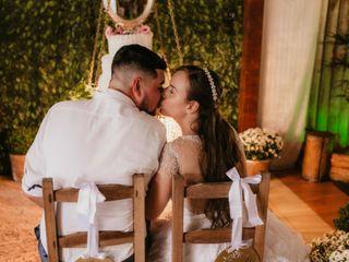 O casamento de Kamila e Lucas 1
