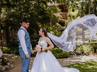O casamento de Kamila e Lucas