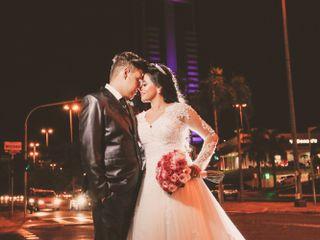 O casamento de Brenda e Jhonatan